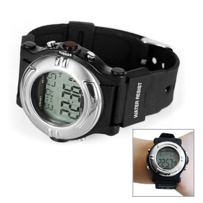 Caltrad Pulse Heart Rate Monitor Sport Counter Watch