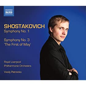 "Symphony No. 3, Op. 20, ""Pervomayskaya"" (The First of May): III. Andante"