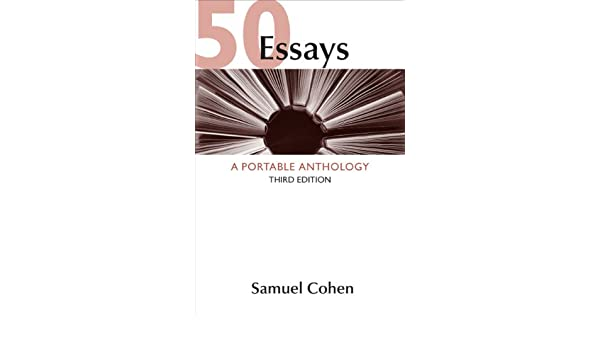Buy 50 Essays: A Portable Anthology Book Online at Low Prices in ...