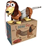 41rzUdiblWL. SL160  Slinky Dog Pull Toy Collectors Edition James Ind