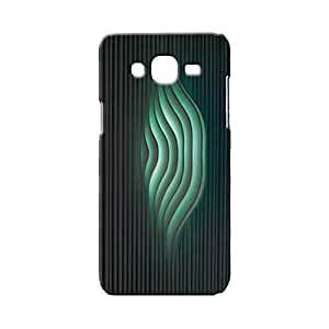 BLUEDIO Designer 3D Printed Back case cover for Samsung Galaxy J7 - G3080