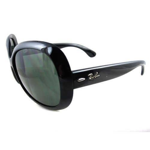 Ray-Ban RB4098 - 601/71 Jackie Ohh II Sunglasses, Black Fram
