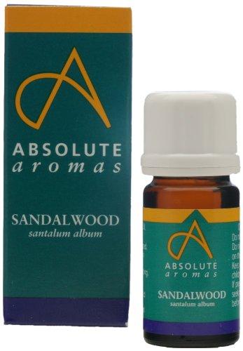 Absolute Aromas Sandalwood Essential Oil 5ml