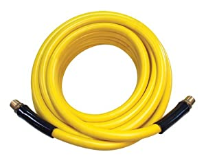 "ATD Tools 8189 1/2"" X 50' Yellow Premium Rubber Alloy Air Hose"