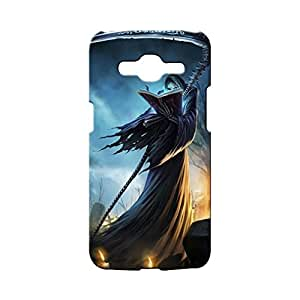 BLUEDIO Designer Printed Back case cover for Samsung Galaxy J2 (2016) - G1747