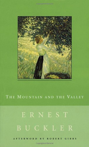 The Mountain and the Valley (New Canadian Library)