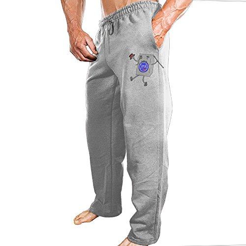 IOH Be Sensational Men Sweatpants Ash M