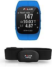 Polar M400 Montre Cardio GPS Multisport avec Ceinture Cardiaque Bleu