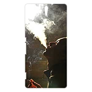 a AND b Designer Printed Mobile Back Cover / Back Case For Sony Xperia C5 Ultra (SON_C5_3D_1855)