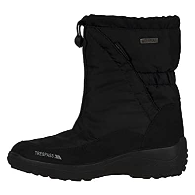 Trespass Womens/Ladies Lara Waterproof Winter Snow Boots