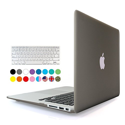 Eastchina 2 in 1 Ultra Slim Light Weight Soft-Touch Hard Shell Case Cover for Apple Macbook Pro 15.6'' with Retina Display, Model: A1398 (Macbook Pro 15