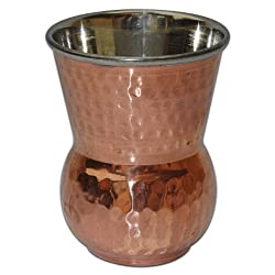 Drinkware Accessories Handmade Copper Tumbler