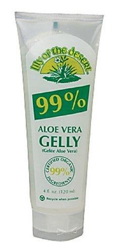 Lily Of The Desert - Aloe Vera Gelly Tube, 4 Fl Oz Gel