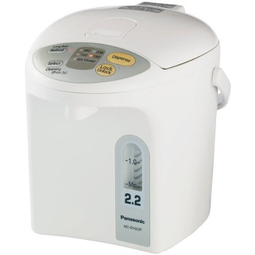 Panasonic NC-EH22 2.2 Liter Thermo Pot, 220 Volts (Not for USA) (Electric Thermo Pot 220v compare prices)