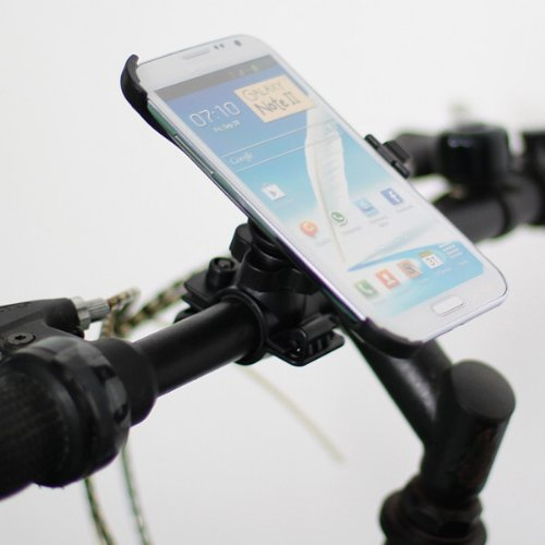 Neewer® Bicycle Motorbike Bike Rotable Mount Holder (For N7100) front-788019
