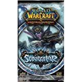 World of Warcraft TCG WoW Trading Card Game Scourgewar Booster Pack