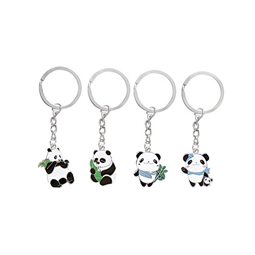 Cute-Panda-Keychain-5-Pack-Exclusive-Metal-Keyring-Design-from-the-Emperor-of-Gadgets