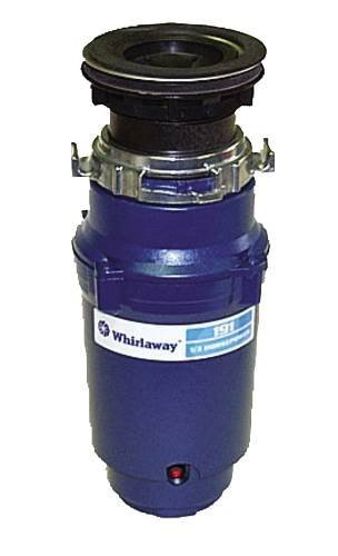 Whirlaway 191 1 3 Horsepower Garbage Disposal New Free
