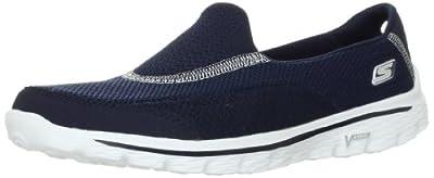 Skechers Women's Go Walk 2 Fashion Sneaker