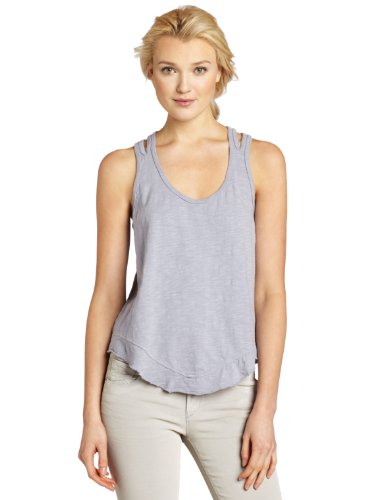 Wilt Women's Split Strap Tank Shirt