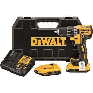 DEWALT DCD791D2 20V MAX Compact Drill/Driver Kit