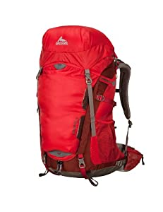 Gregory Savant 58 Backpack, Cinder Cone Red, Small