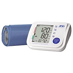 A&D Medical Pro Talking Blood Pressure Monitor
