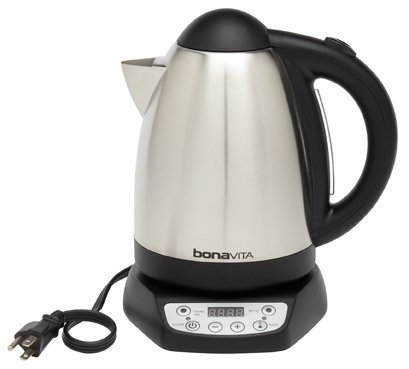 Bonavita BV382517V 1.7L Variable Temperature Electric Kettle