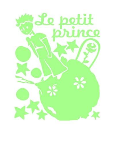 Ambiance Live Vinile Decorativo Fluorescent Le Petit Prince