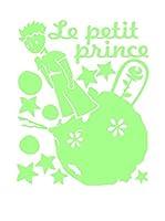 Ambiance Live Vinilo Decorativo Fluorescent Le Petit Prince Amarillo