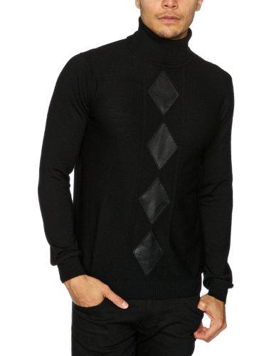 k.lagerfeld 68331 Men's Jumper Black X-Large
