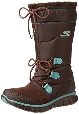8774a5c61c1 Skechers Women s Synergy-Flexers Knee-High Boot