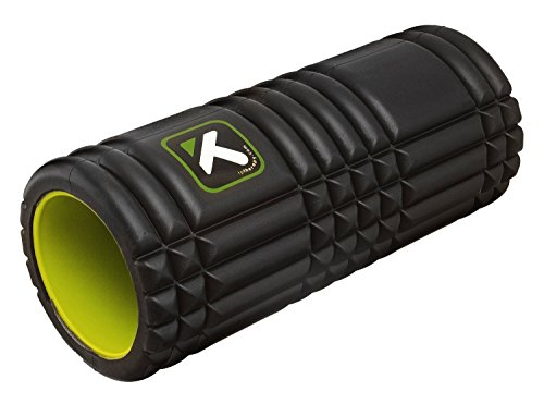 2x Trigger Point Performance The Grid Revolutionary Foam Roller - Black