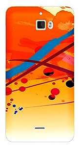 TrilMil Printed Designer Mobile Case Back Cover For Coolpad Dazen 1