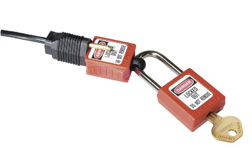 Master Lock 110-120V Plug Lockout (120 Vac Plug compare prices)