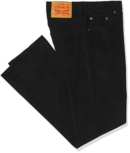 levis-511-slim-fit-jeans-homme-noir-black-14w-cord-wt-w30-l30-taille-fabricant-30