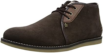 Original Penguin Mens Legit Suede Derby