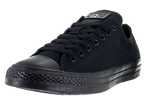 Converse Chuck Tailor All Star Sneakers, Unisex-adulto, Nero (Black Mono), 41.5