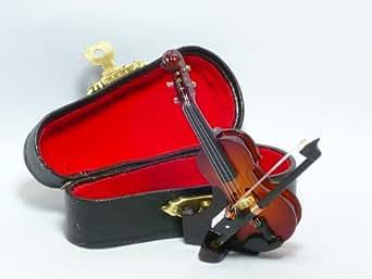 Just-On (ジャストオン)  ミニチュア楽器 バイオリン 7cm