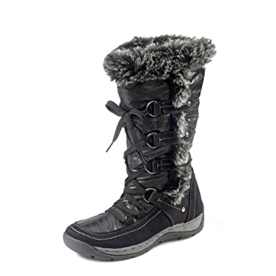 Josef Seibel Schuhfabrik GmbH  Palmira Boots Womens  Black BLACK Size: 37
