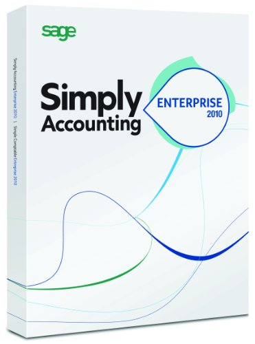 Simply Accounting by Sage Enterprise 2010 10 User License