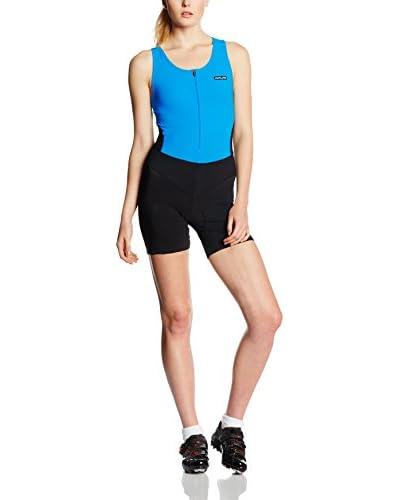 Nalini Chaqueta de Ciclismo Body Donna Azul
