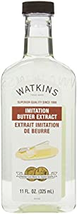 Watkins Imitation Extract, Butter, 11 Ounce