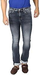Killer Men'S Slim Fit Jeans (9143 Amazon Slmft Bkngh_36, Black, 36)