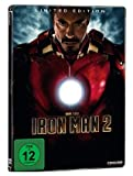 Iron Man 2 (2010) Steelbook Edition DVD