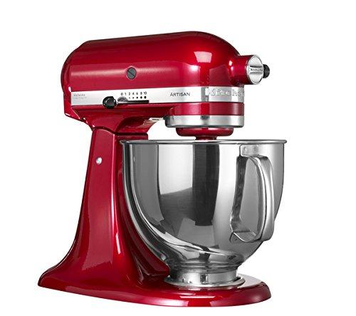 kitchenaid-candy-apple-ksm150bca-food-mixer