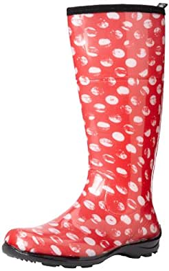 Brilliant Amazoncom Bogs Women39s Linen Rain Boot Shoes