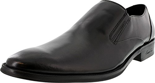 Kenneth Cole Men's Total Amount Black Ankle-High Leather Loa
