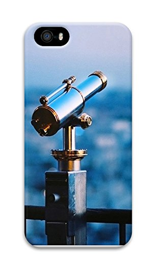 Iphone 5 5S Case Astronomical Telescope 3D Custom Iphone 5 5S Case Cover