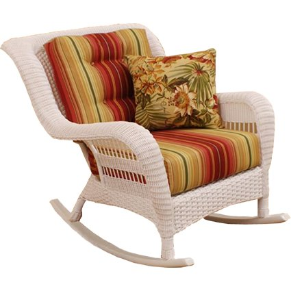 Extra Wide Rocking Chair front-804349